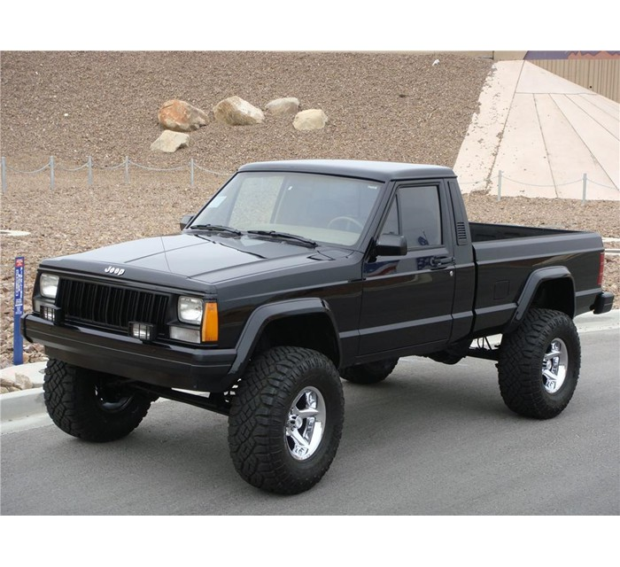 Wanted Jeep Comanche 4.0 HO manual 5 speed short bed
