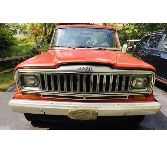 1983 Jeep J10 4x4 Only 63k miles