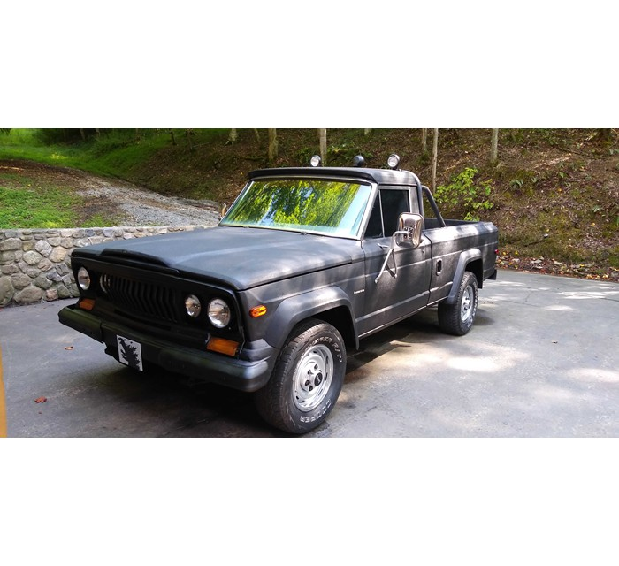 1978 Jeep J10 4x4 Rare Levi Strauss Edition