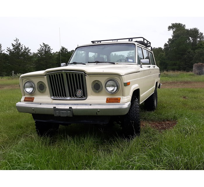 1986 AMC Jeep Wagoneer