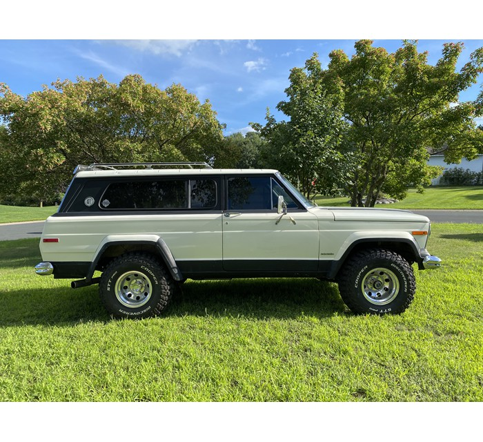 1978 Cherokee Chief