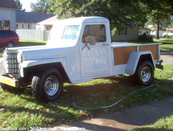 Willys Jeep For Sale >> New Image