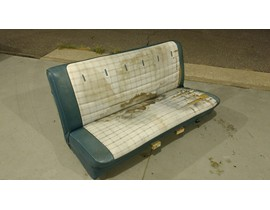 FSJ Bench Seat