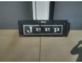 1980 J10 Jeep Laredo Tailgate