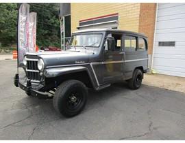 1962 Jeep Willys 4x4