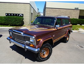 1978 Jeep Cherokee Golden Eagle