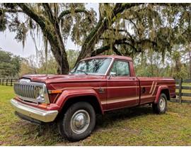 1986 Jeep J10 4x4 - All Original - 24,500 miles