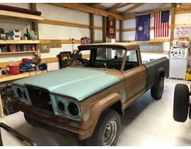 1969 Jeep Gladiator 3000