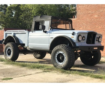Jeep Gladiator M715 Price