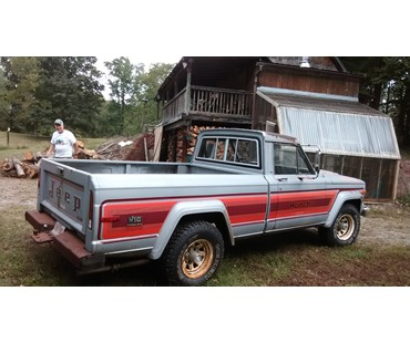 1982 J10 Honcho Truck