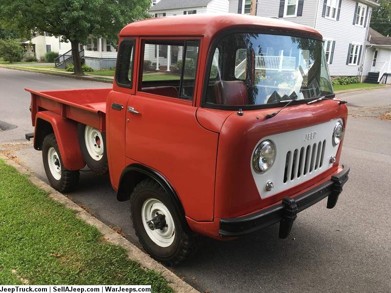 Jeep Fc For Sale >> Jeep Truck Feature Articles Free Classifieds Classic