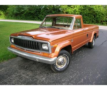 1981 J10 Long Bed