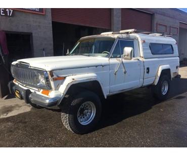 1984 Jeep J-10