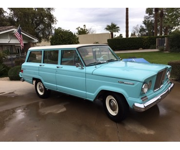 1984 jeep wagoneer engine swap